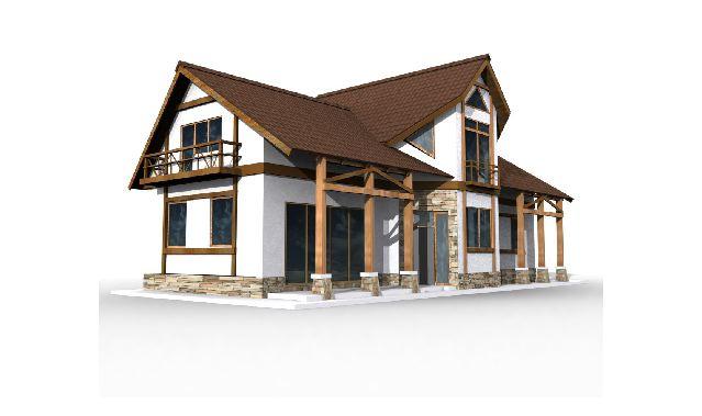 Выбор материала для строительства дома - Каркасные дома