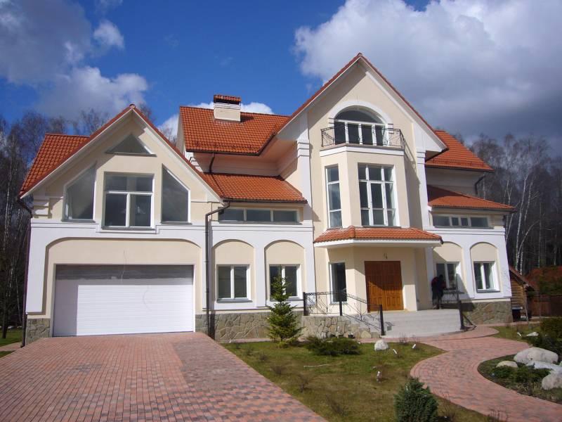 Выбор материала для строительства дома - Дом из керамзитобетона