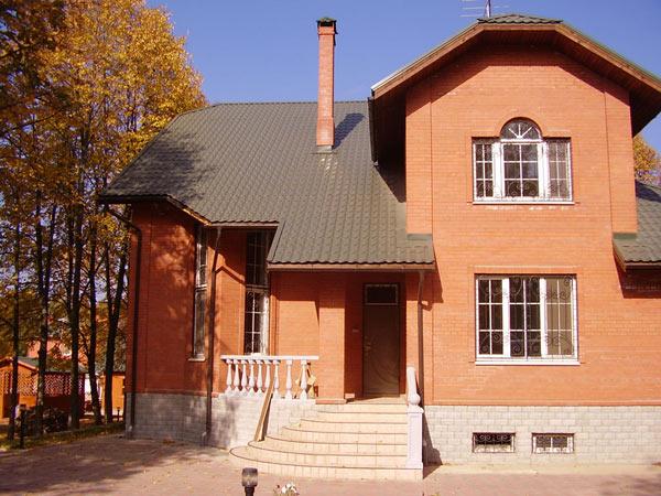 Выбор материала для строительства дома - Монолитные дома