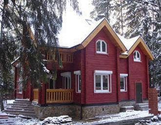 Выбор материала для строительства дома - Деревяные дома