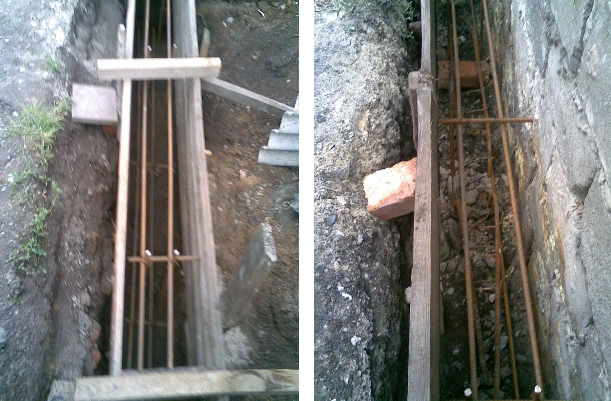 образец сметы на кладку кирпича забор