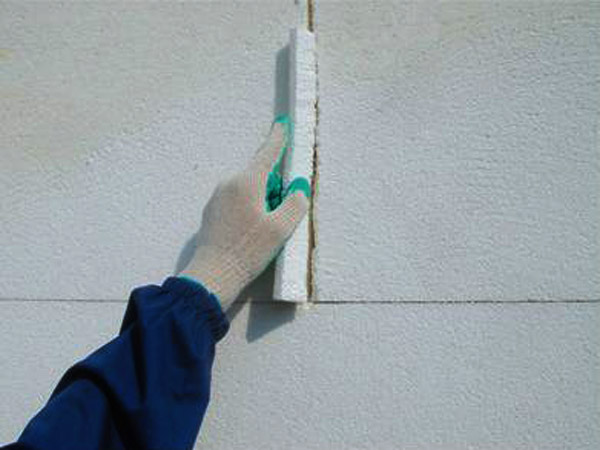 утепление фасадов пенопластом.