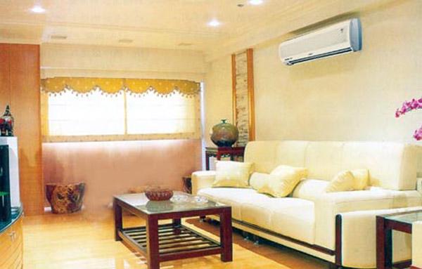 Испаритель над диваном – верный путь к простуде