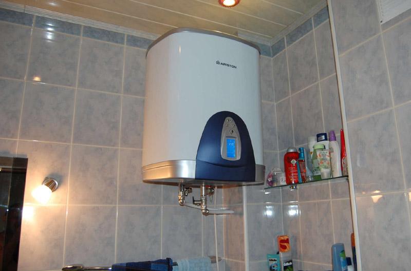 Проточные нагреватели могут применяться и в городских квартирах